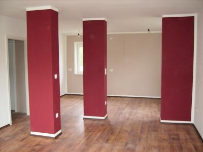 Wohnungssanierung - Wohnungsumbau - Wohnungsrenovierung